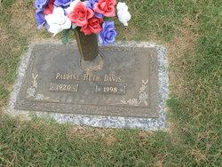 Pauline Mae <i>Heth</i> Davis