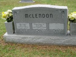 Sara Elizabeth <i>Sammons</i> McLendon