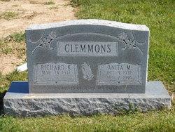 Anita Maxine <i>Teegarden</i> Clemmons
