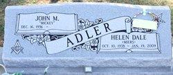 Helen D. <i>Miers</i> Adler