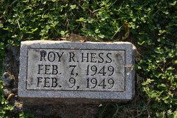 Roy R. Hess