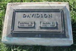Hazel <i>Findlay</i> Davidson