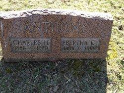 Bertha G Anthony