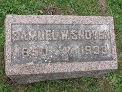 Samuel Whitfield Snover