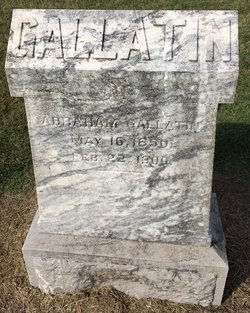 Abraham Gallatin