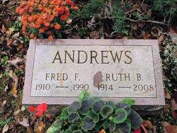 Ruth Kathleen <i>Backus</i> Andrews