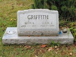 Lucia Joslyn <i>Backus</i> Griffith