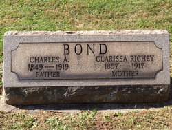 Clarissa <i>Richey</i> Bond