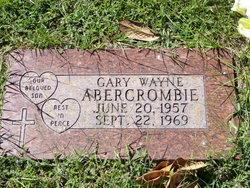 Gary Wayne Abercrombie