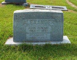 John Edward Alexander