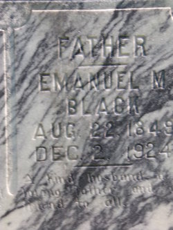 Emanuel M. Black