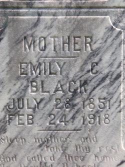 Emily Crystal <i>Rodgers</i> Black