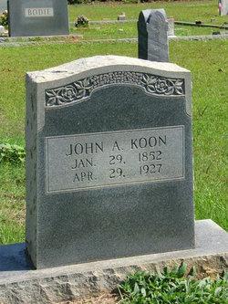 John Abraham Koon