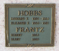 Howard F Hobbs