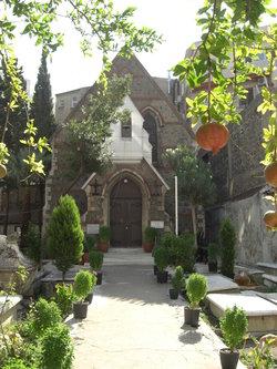 Alsancak Dutch Protestant Cemetery