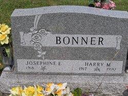 Josephine Eva Josie <i>Heyne</i> Bonner