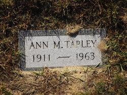 Ann <i>Miller</i> Tapley