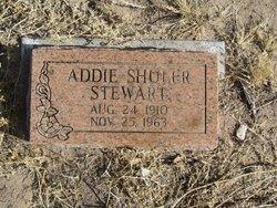 Addie <i>Shuler</i> Stewart
