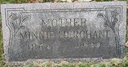 Minnie <i>Nagle</i> Merchant