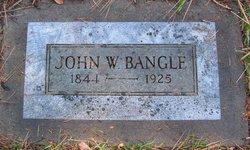 John William Bangle