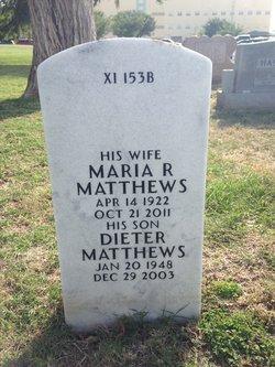 Dieter Matthews