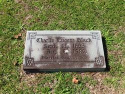 Charlie Eugene Black