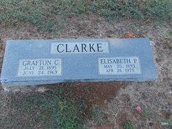 Elisabeth Willis <i>Peters</i> Clarke