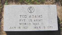 Ted Theodore Adams