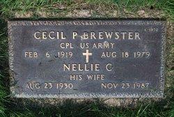 Nellie C. Brewster
