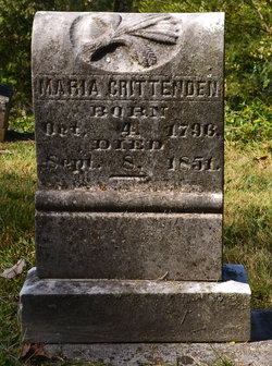 Maria Knox <i>Innes</i> Crittenden