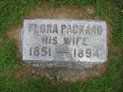 Flora <i>Packard</i> Adams