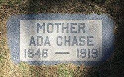 Ada <i>Shook</i> Chase