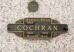 Karen Ann <i>Hutchings</i> Cochran