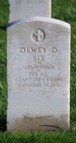 Dewey D Six