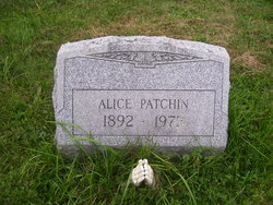 Alice L <i>Gorman</i> Patchin
