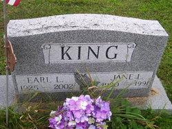Earl L King