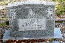Bessie Lee <i>Roberson</i> Batten