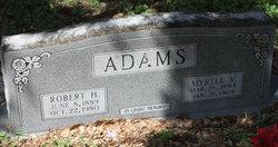 Myrtle Violet <i>Moseley</i> Adams