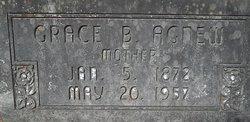 Grace B Agnew