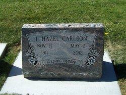 Iris Hazel <i>Lien</i> Carlson
