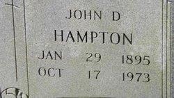 John D. Hampton
