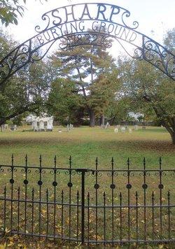 Sharp Burying Ground