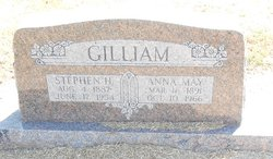 Stephen Hinch Gilliam, Sr