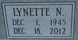 Lynette Borders
