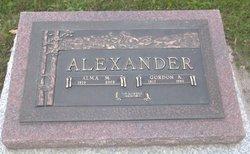 Alma M. <i>Stephen</i> Alexander