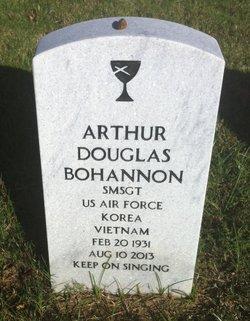 Arthur Douglas Bohannon