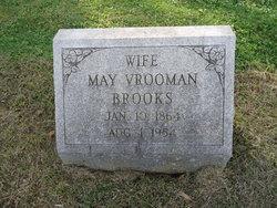 May <i>Vrooman</i> Brooks