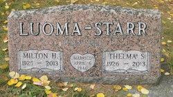 Thelma <i>Starr</i> Luoma
