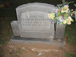 Clemon Franklin