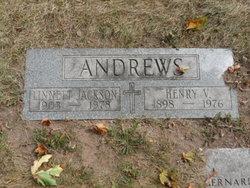 Linnett <i>Jackson</i> Andrews